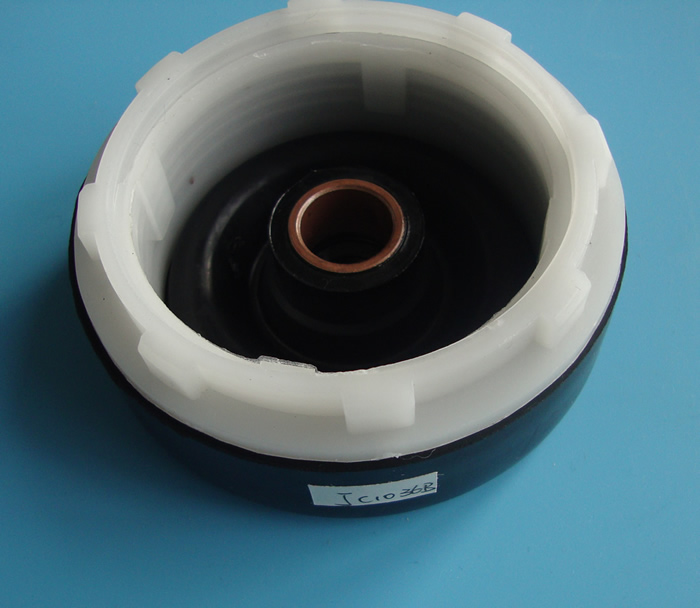 Universal type washer rubber leather cap 1036B